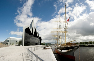 Riverside Museum (Flickr: Culture & Sport Glasgow)